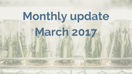 Monthly update-march2017