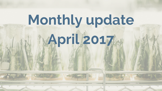 Monthly dividend update