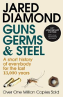 Book by Jared Diamonds - Guns Germs & Steel